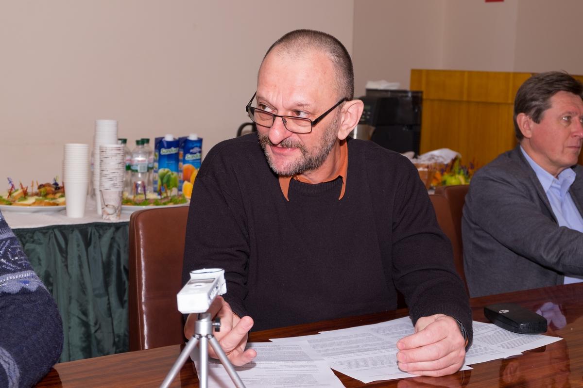 Олексій Панич   Держава і громадянські протести   Круглий стіл Філософської думки